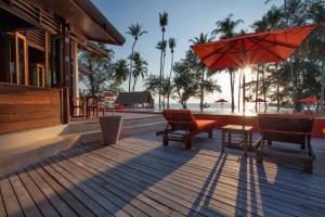 Koh Kood Paradise Beach, Üdülőtelepek  Kut-sziget - big - 103