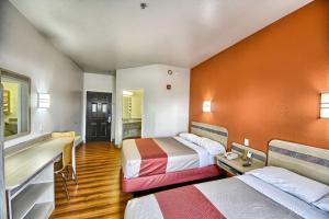 Motel 6 Mission, Мотели  Мишен - big - 42