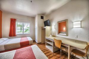 Motel 6 Mission, Мотели  Мишен - big - 40