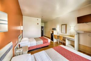 Motel 6 Mission, Мотели  Мишен - big - 38