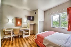 Motel 6 Mission, Мотели  Мишен - big - 10