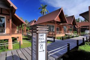 Koh Kood Paradise Beach, Üdülőtelepek  Kut-sziget - big - 16