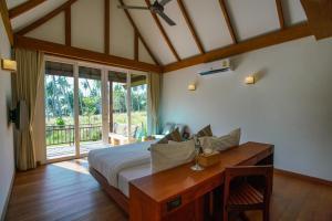 Koh Kood Paradise Beach, Üdülőtelepek  Kut-sziget - big - 25
