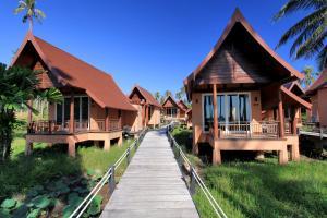 Koh Kood Paradise Beach, Üdülőtelepek  Kut-sziget - big - 4