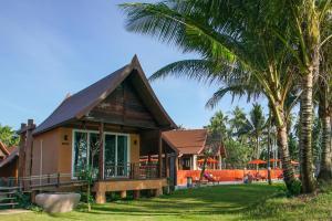 Koh Kood Paradise Beach, Üdülőtelepek  Kut-sziget - big - 74