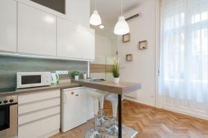 Szt. István4-Basilica Apartment, Apartmány  Budapešť - big - 10