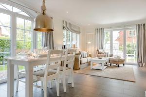 Landhaus Hooge, Nyaralók  Wenningstedt - big - 1