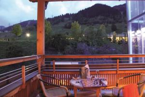 Hotel Montana, Hotely  Sankt Anton am Arlberg - big - 5