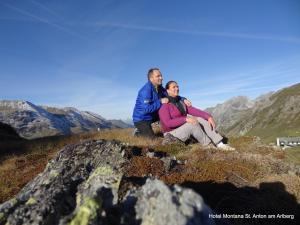 Hotel Montana, Hotely  Sankt Anton am Arlberg - big - 50