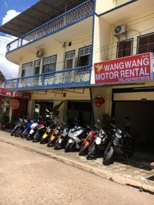 K.G.B. guesthouse, Penzióny  Thakhek - big - 20