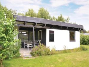 Two-Bedroom Holiday Home in Gilleleje