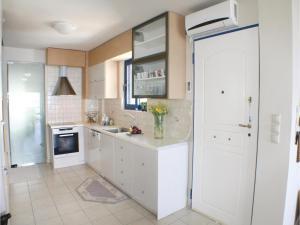 Three-Bedroom Apartment in Melissi, Апартаменты  Мелисси - big - 23