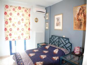 Three-Bedroom Apartment in Melissi, Apartments  Melission - big - 11