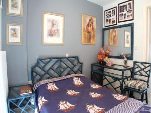 Three-Bedroom Apartment in Melissi, Apartments  Melission - big - 12