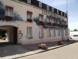 Citotel Avallon Vauban, Отели  Аваллон - big - 30