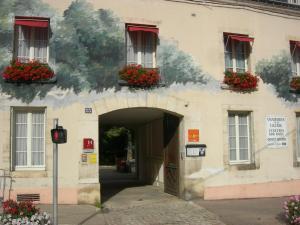 Citotel Avallon Vauban, Отели  Аваллон - big - 23