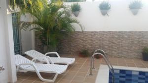 Hotel Casa El Mangle, Vendégházak  Cartagena de Indias - big - 35