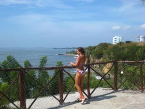 Casa Kokobuyo, Ferienwohnungen  Santa Marta - big - 68