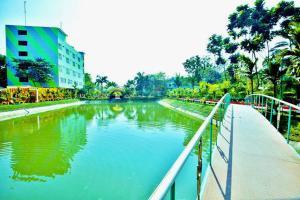 Green View Resort & Convention Center, Курортные отели  Дакка - big - 45