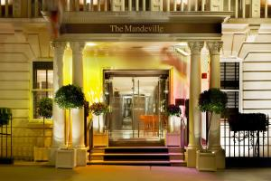 The Mandeville Hotel, Hotels  London - big - 52