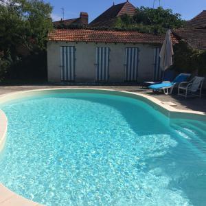 Chambres d'hôtes Au Bonheur Du Parc - Hotel - Le Breuil