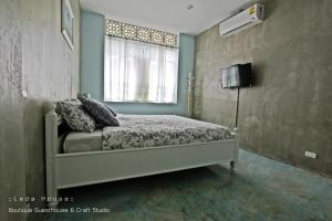 Lada House, B&B (nocľahy s raňajkami)  Lampang - big - 65