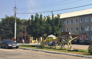 Гостиницы Аткарска