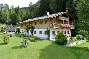 Apartment Landhaus Muhlau in Tirol - Erpfendorf