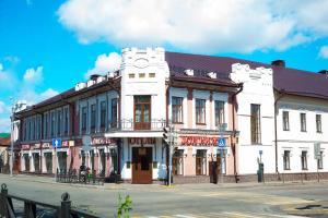 唐克易科浩特酒店