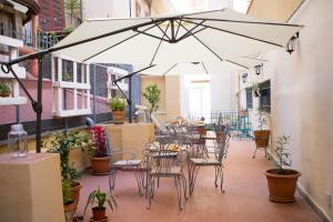 Bagnasco 18 suite&terrace - Palermo