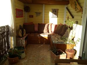 Ti coin Tranquille, Bed & Breakfasts  Saint-Leu - big - 9