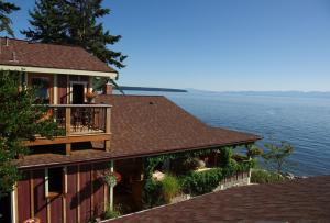 Blitz Beach House Oceanside Suite - Hotel - Powell River