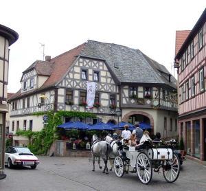 Hotel Gasthof Krone - Frammersbach