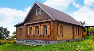 Гостевой дом Гостевой дом Пужалова Изба