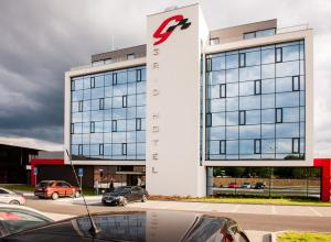 Grid Hotel - Брно