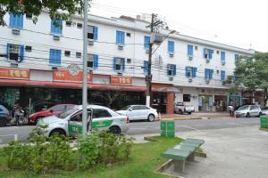 Hotel Caiçara, Hotel  Santos - big - 12