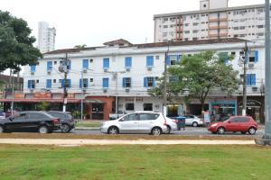 Hotel Caiçara, Hotel  Santos - big - 1