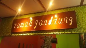 Rumah Gandrung - Ngabean