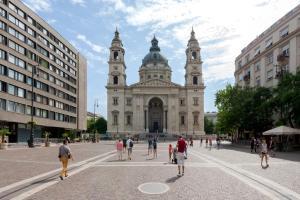 Szt. István4-Basilica Apartment, Apartmány  Budapešť - big - 2