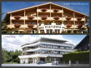 A-VITA Viktoria & A-VITA living luxury apartments - Hotel - Seefeld