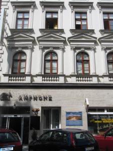 Hotel Amphone - Брно