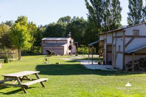 Parque dos Monges, Zelt-Lodges  Alcobaça - big - 23