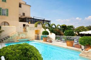 Boutique Hotel - Hostellerie Berard et Spa, Szállodák  La Cadière-d'Azur - big - 1