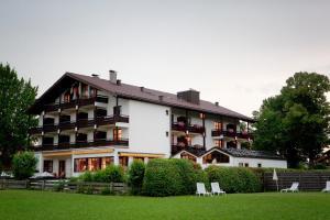 4 hvězdičkový hotel Eberl's Vitalresort Bad Tölz Německo