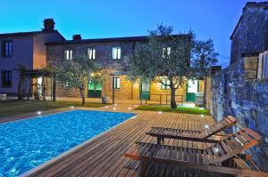 Gorgeous Istrian Villa - Hotel - Marezige