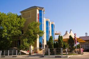 Отель Корона, Джубга
