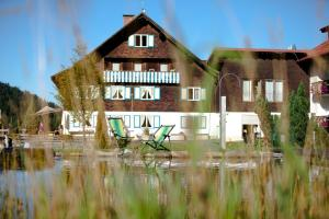 Almhof Lässer - Hotel - Balderschwang
