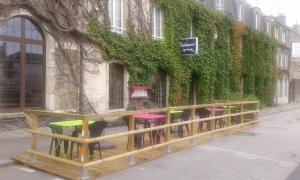 Hôtel Restaurant l'Agriculture - Négreville