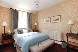 The Stag and Huntsman at Hambleden, Bed and Breakfasts  Henley-on-Thames - big - 24