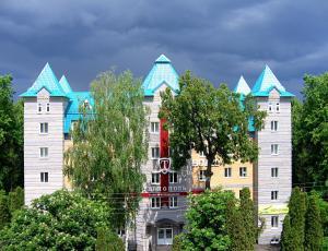 Гостиницы Зеленодольска